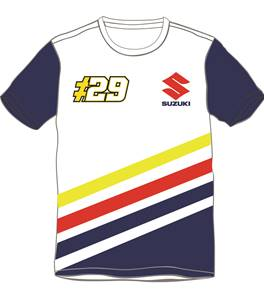 Ai-Suzuki Striped T-Shirt