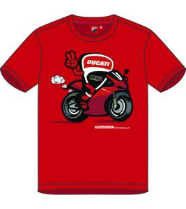 Bike Mascotte Enfant T-Shirt