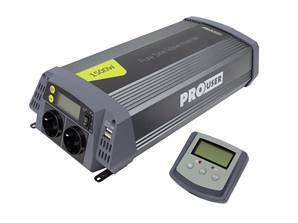 Convertisseur Pure-Sinus 1500W
