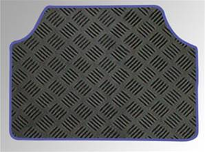Tapis de sol-tech-line-black- latex