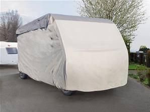 Housse protection camping-car 650cm