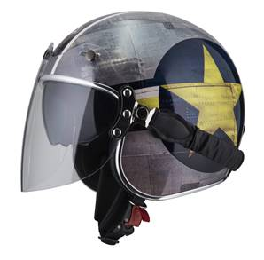 Casque Jet - ROLLING3 DUO GRAPHICS