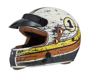 Casque intégral - FLAT TRACK GRAPHI