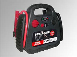 Power pack 400 a compresseur 18 bar