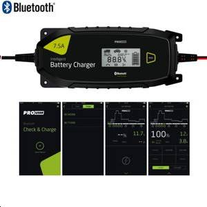 Chargeur 12/24v4a+lithium+bluetooth