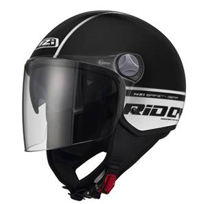 Casque Demi-Jet - CAPITAL2 DUO GRAP