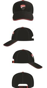 Baseball Casquette Carbon Front