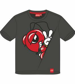 Ant Cartoon Inside T-Shirt Enfant